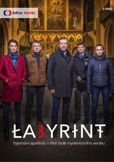 neuveden: Labyrint III - 2 DVD