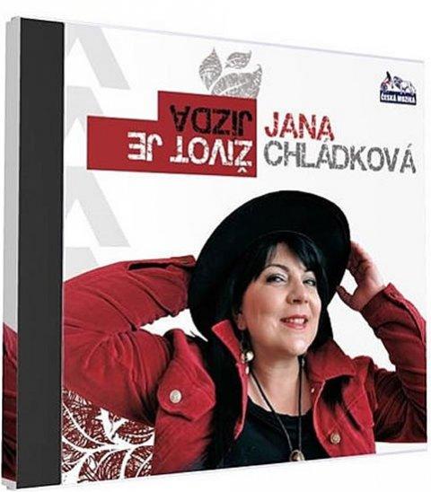 neuveden: Chládková Jana - Život je jízda - 1 CD