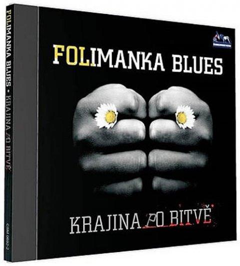 neuveden: Folimanka Blues - Krajina po bitvě - 1 CD