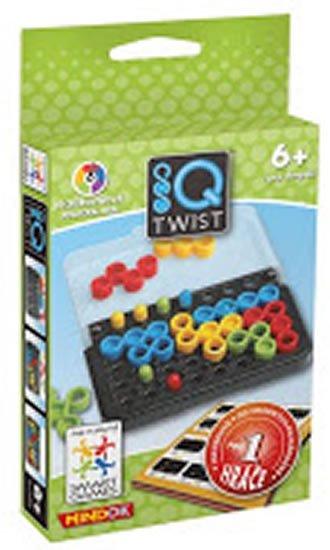 Peeters Raf: IQ Twist: SMART hra