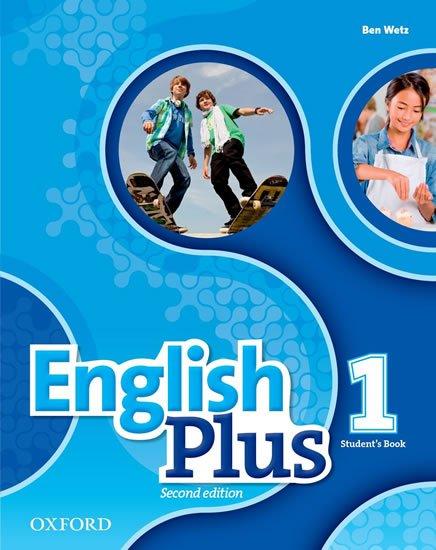 Wetz Ben: English Plus 1 Student´s Book (2nd)