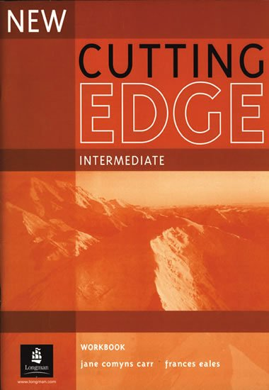 Comyns Carr Jane: New Cutting Edge Intermediate Workbook no key