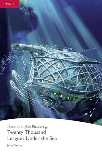 Verne Jules: PER | Level 1: 20,000 Leagues Under the Sea Bk/CD Pack