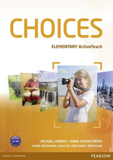 Harris Michael, Sikorzyňska Anna: Choices Elementary Active Teach
