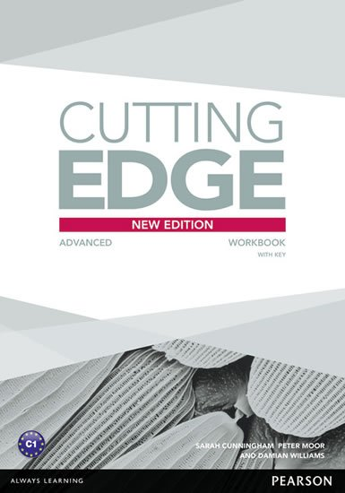 Williams Damian: Cutting Edge New Edition Advanced Workbook w/ key