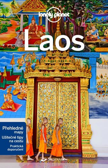neuveden: Laos - Lonely Planet