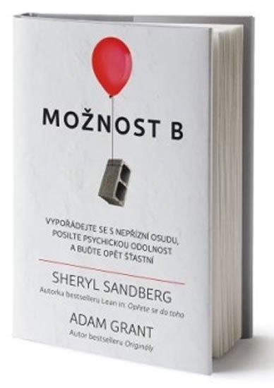 Sandbergová Sheryl: Možnost B