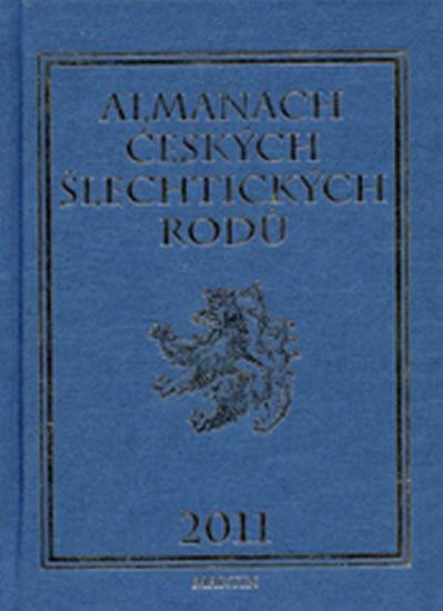 neuveden: Almanach českých šlechtických rodů 2011