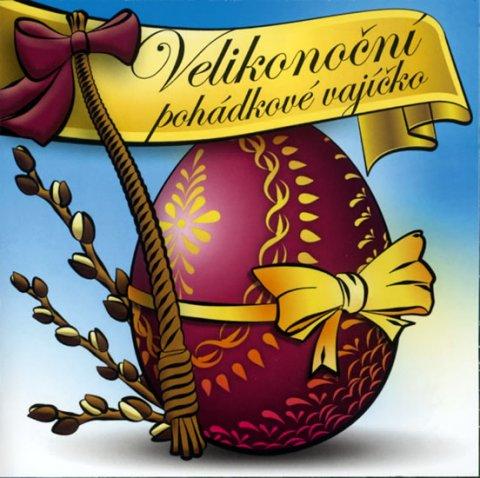 neuveden: Velikonoční pohádkové vajíčko - CD