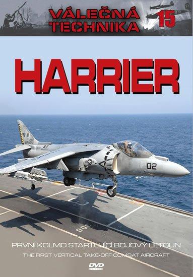 neuveden: Harrier - Válečná technika 15 - DVD