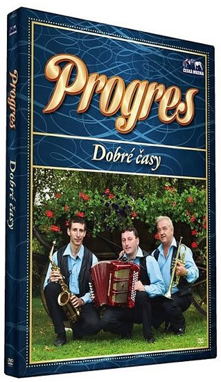 neuveden: Progres - Dobré časy - DVD
