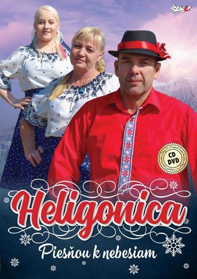 neuveden: Heligonica - Piesňou k nebesiam - CD + DVD