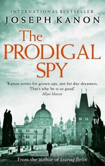 Kanon Joseph: Prodigal Spy