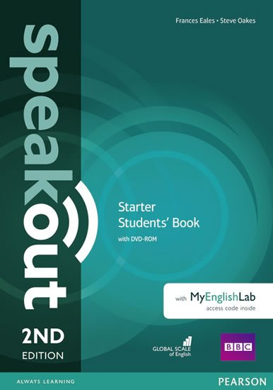 Eales Frances, Oakes Steve: Speakout 2nd Edition Starter Students´ Book w/ DVD-ROM/MyEnglishLab Pack