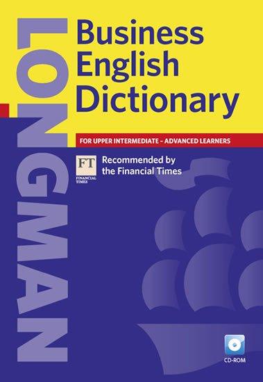 neuveden: Longman Business Dictionary Paper & CD-ROM
