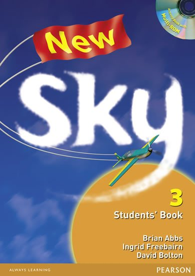 Abbs Brian, Barker Chris: New Sky 3 Students´ Book