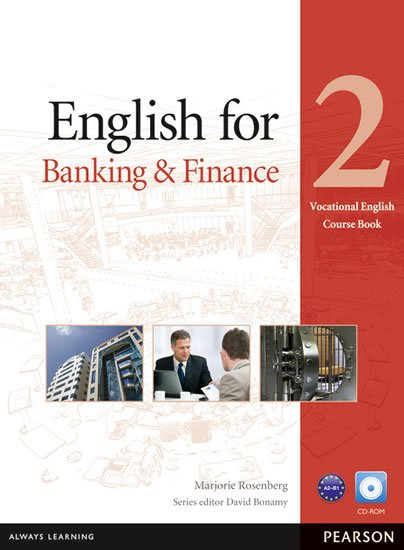 Rosenberg Marjorie: English for Banking and Finance 2 Coursebook w/ CD-ROM Pack