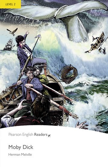 Melville Herman: PER | Level 2: Moby Dick Bk/MP3 Pack