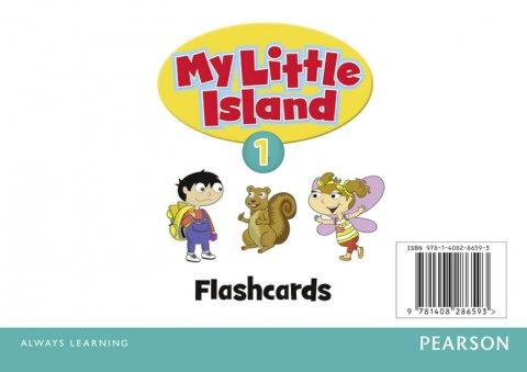 neuveden: My Little Island 1 Flashcards