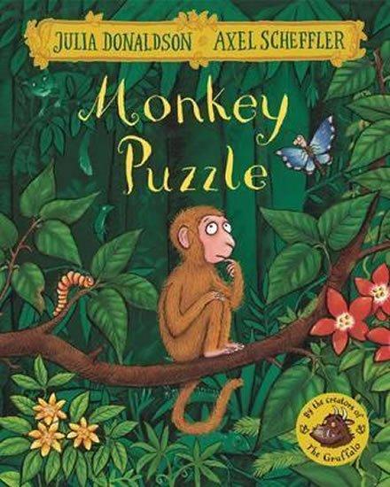 Donaldson Julia: Monkey Puzzle