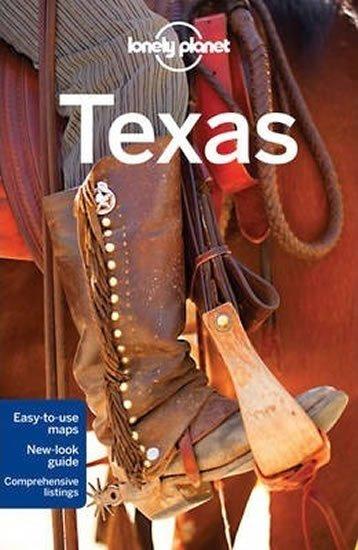 kolektiv autorů: Texas - Lonely Planet