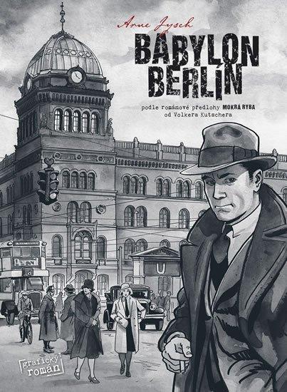 Jysch Arne: Babylon Berlín