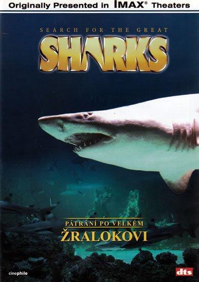 neuveden: Pátrání po velkém žralokovi - DVD
