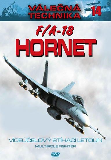 neuveden: F/A – 18 Hornet - Válečná technika 14 - DVD