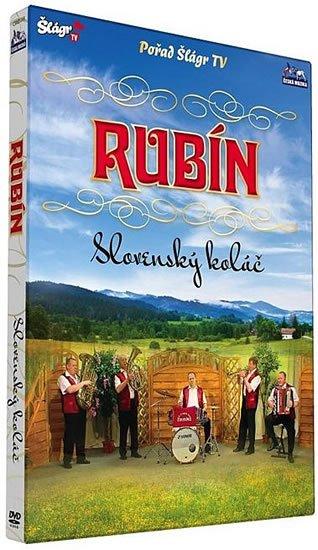 neuveden: Slovenský koláč - Rubín - DVD