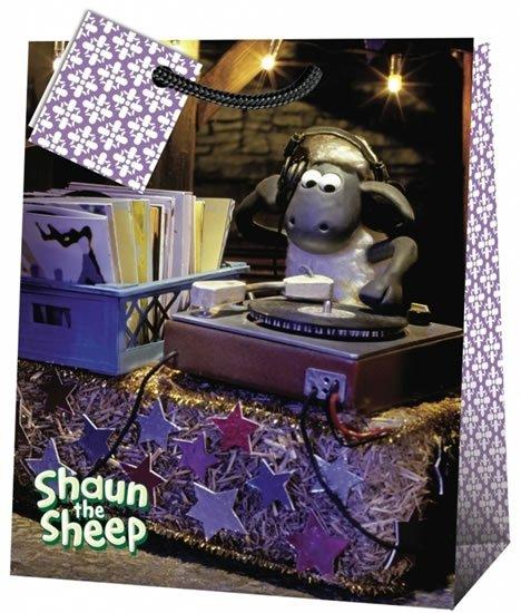 neuveden: Ovečka Shaun - dárková taška/střední