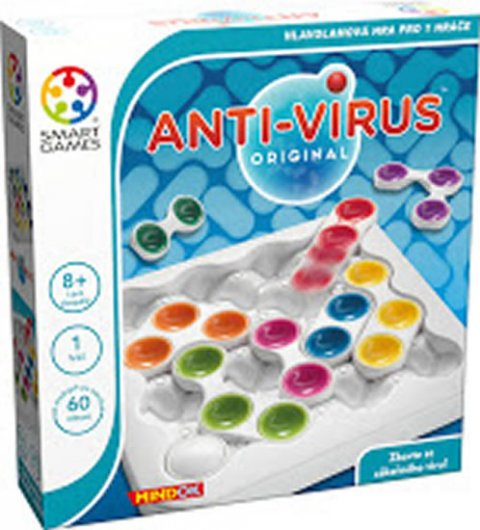 Peeters Raf: Anti virus: Originál/SMART hra