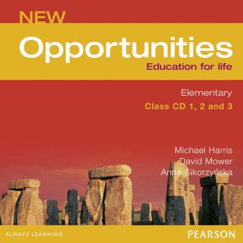 Harris Michael: New Opportunities Elementary Class CD