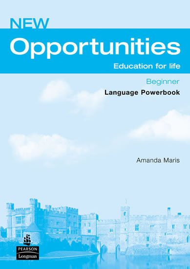 Maris Amanda: New Opportunities Beginner Language Powerbook