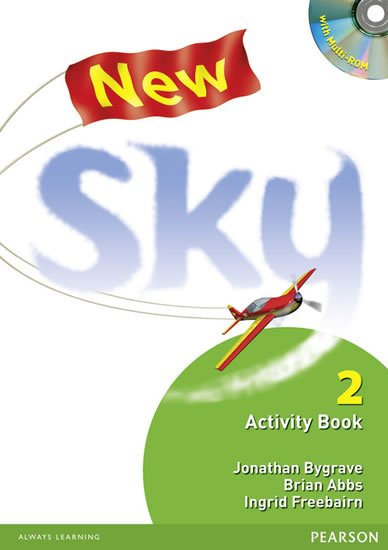 Bygrave Jonathan: New Sky 2 Activity Book w/ Students´ Multi-Rom Pack