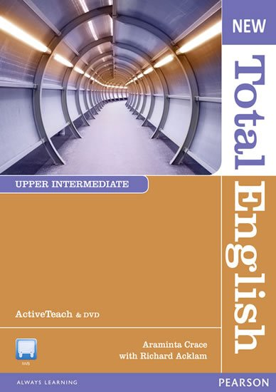 kolektiv autorů: New Total English Upper Intermediate Active Teach