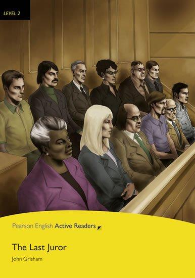 Grisham John: PEAR   Level 2: The Last Juror Bk/Multi-ROM with MP3 Pack