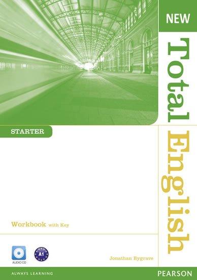 Bygrave Jonathan: New Total English Starter Workbook w/ Audio CD Pack (w/ key)