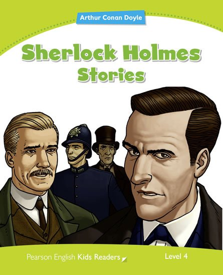 Hopkins Andrew: PEKR | Level 4: Sherlock Holmes Stories