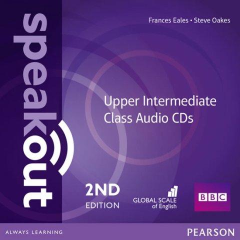 Eales Frances: Speakout 2nd Edition Upper Intermediate Class CDs (2)
