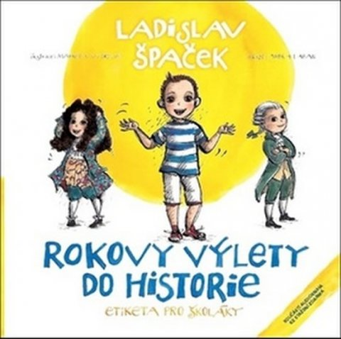 Špaček Ladislav: Malá kniha etikety pro celou rodinu