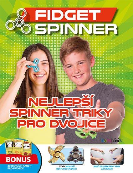 neuveden: Fidget Spinner - Nejlepší spinner triky pro dvojice