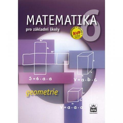Půlpán Zdeněk, Čihák Michal: Matematika 6 pro základní školy - Geometrie