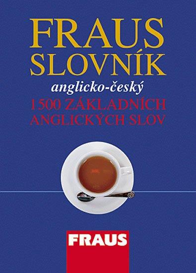 neuveden: Anglicko - český slovník - 1500 základních anglických slov