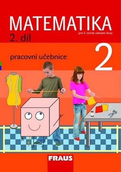 kolektiv autorů: Matematika 2/2 pro ZŠ - učebnice