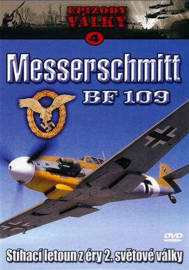 neuveden: Messerschmitt BF 109  4.díl DVD