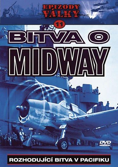 neuveden: Epizody války 11 - Bitva o Midway - DVD