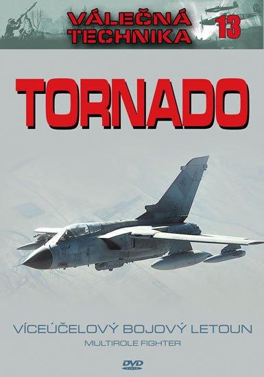 neuveden: Tornado - Válečná technika 13 - DVD