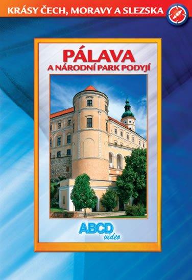 neuveden: Pálava a Národní park Podyjí DVD - Krásy ČR