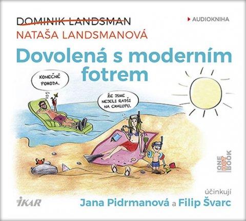 Landsman Dominik: Dovolená s moderním fotrem - CDmp3