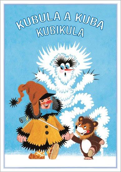 Miler Zdeněk: Kubula Kuba Kubikula - Omalovánky A5